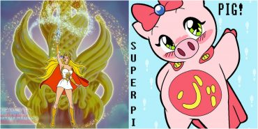 She-Ra vs. Superpig